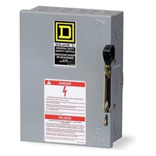 Du322rb Disconnect General Duty Safety Switch