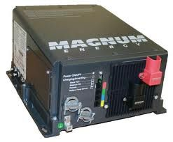 ME2012, ME Series Inverter, 12VDC, 2000 Watt, 100A Charger, Magnum Energy