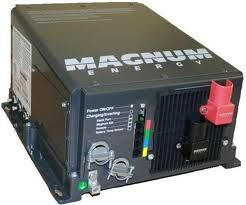ME3112, ME Series Inverter, 12VDC, 3100 Watt, 100A Charger, Magnum Energy