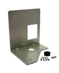 FW-MB3, Mate3 mounting bracket for the side of a Flexware enclosure, OutBack Power Technologies