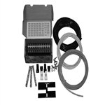 FW-IOBS-120VAC, Breaker Bypass, IOB kit, three 60A 1200 VAC breakers, slide plate, OutBack Power Technologies