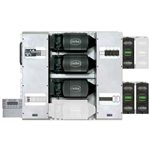 OutBack Power FP3 FXR3048A-01 FLEXpower THREE 9kW, 60Hz, 48VDC, (3) FXR3048A-01 Inverters w/ ABC, 208VAC Bypass, GFDI-80Q, MATE3s, HUB10.3, RTS, (3) FLEXmax 80, Surge Protector, FLEXnet DC