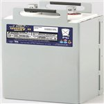 3AVR95-23, Deka Unigy II SpaceSaver SLA Battery, 6V, 1242.3AH @20 HR RATE, East Penn
