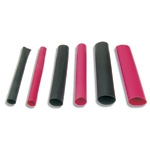 051-01132-R, Tubing, Heat Shrink, 0.5 x 6 in, Red, Tubing
