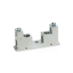 Square D GTK0610 Ground busbar, 053-02386