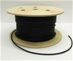 PV Wire, PV Cable, #12 AWG, 2000V, Single Jacket, Black, per foot