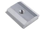 232-02005, Non Bonding Channel Nut, Clear, SnapNrack