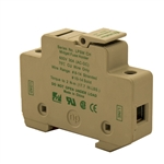 CHM1DIU, Fuse Holder with LED, 30 Amp, 600AC, 1 Pole, Cooper Bussmann