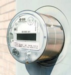 ALPHA Plus Kilowatt hour meter, PBI Approved, 3 phase, form 16S, PP-AB-A1D-16S, Elster
