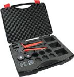 R624 105-14, Rennsteig, Solar Crimp Set, MC3 & MC4  Crimp Tool, Die Sets, Locators, and spare parts